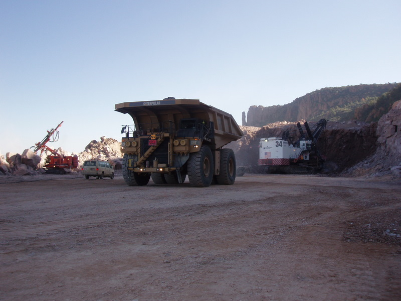 chino mine donegan companies